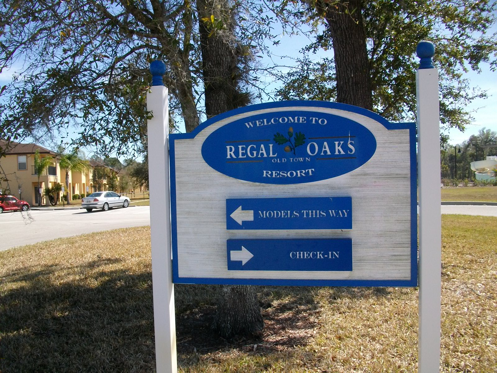 Regal Oaks Villa Rentals